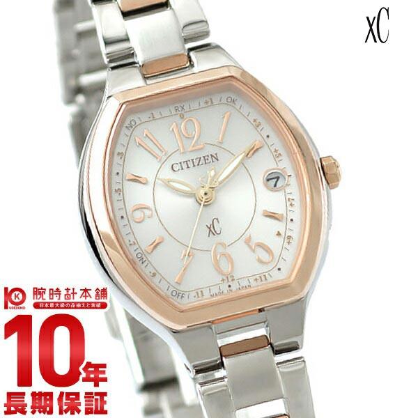 【ポイント10倍】シチズン クロスシー XC  ES9364-57A [正規品] レディース 腕時計 時計【あす楽】