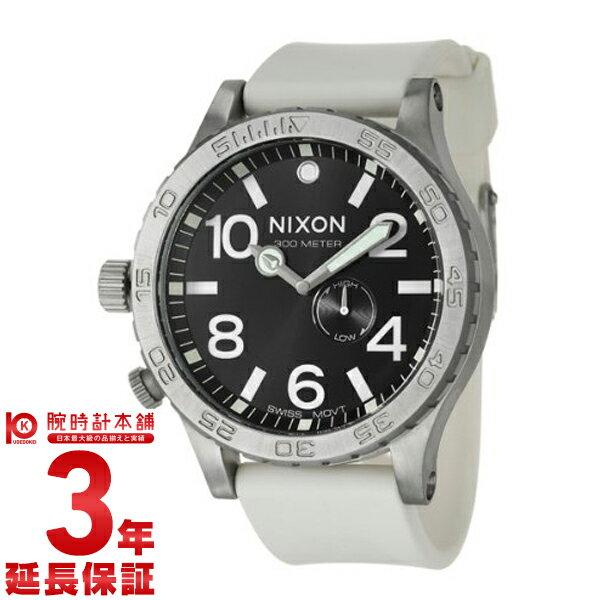 NIXON [海外輸入品] ニクソン THE51-30 PU WHITE/BLACK A058127 メンズ 腕時計 時計