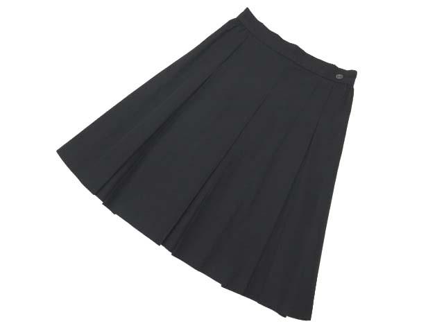 CHANEL スカート ブラック 38 A1【中古】