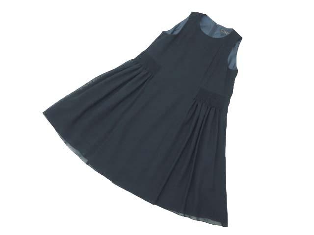 FOXEY BOUTIQUE 36786 Dress ミッドナイトブルー 38 A1【中古】