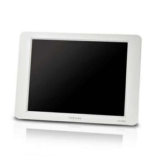 【中古】【30日保証】《送料無料》8インチ plus one VGA グレイッシュホワイトモデル [LCD-8000V2W] CENTURY/センチュリー