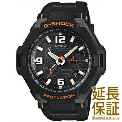 【レビュー記入確認後10年保証】カシオ 腕時計 CASIO 時計 正規品 GW-4000-1AJF メンズ G-SHOCK ジーショック SKY COCKPIT スカイコックピット ソーラー電波