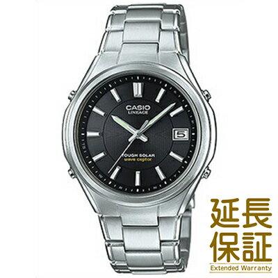 【レビュー記入確認後10年保証】カシオ 腕時計 CASIO 時計 正規品 LIW-120DEJ-1AJF メンズ LINEAGE リニエージ ソーラー 電波