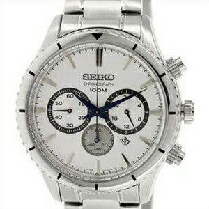 海外SEIKO 海外セイコー 腕時計 SRW033P メンズ Chronograph クロノグラフ