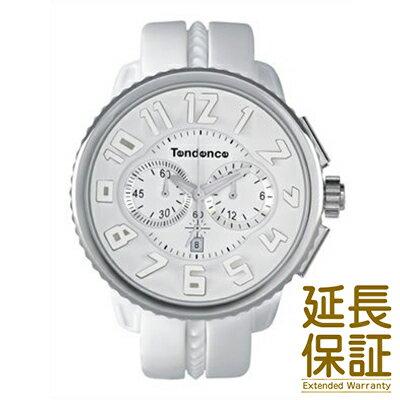 【レビュー記入確認後5年保証】テンデンス 腕時計 Tendence 時計 正規品 TG036013 ユニセックス GULLIVER Round ガリバー ラウンド クロノグラフ 旧品番 02036013AA