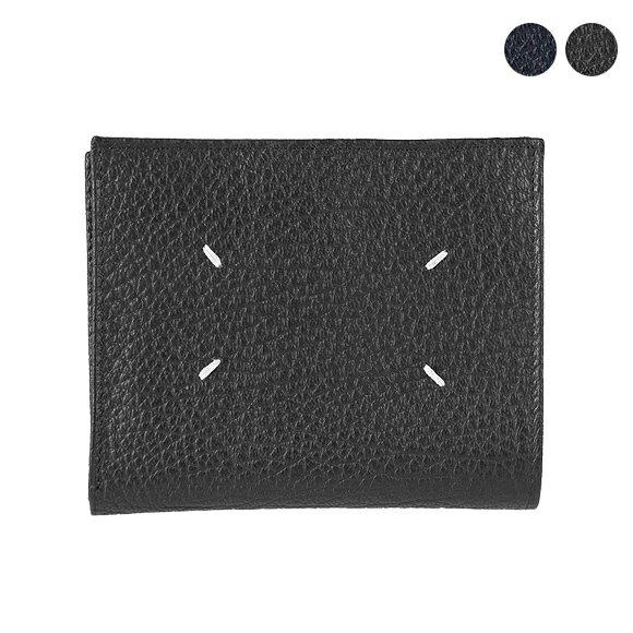 メゾンマルジェラ MAISON MARGIELA メンズ 二つ折り財布 S35UI0397 SY0249 [全2色] 【送料無料】