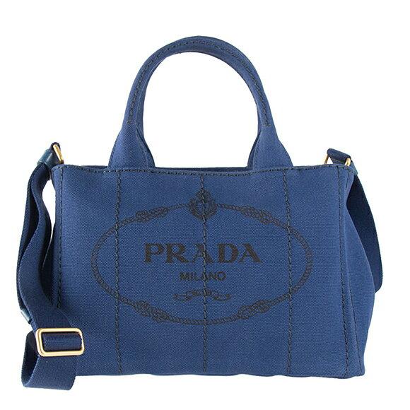 プラダ PRADA バッグ レディース 2WAYハンド/ショルダーバッグ  ブルー SHOPPING BAG SMALL 1BG439 ZKI F0016 BLUETTE【送料無料】
