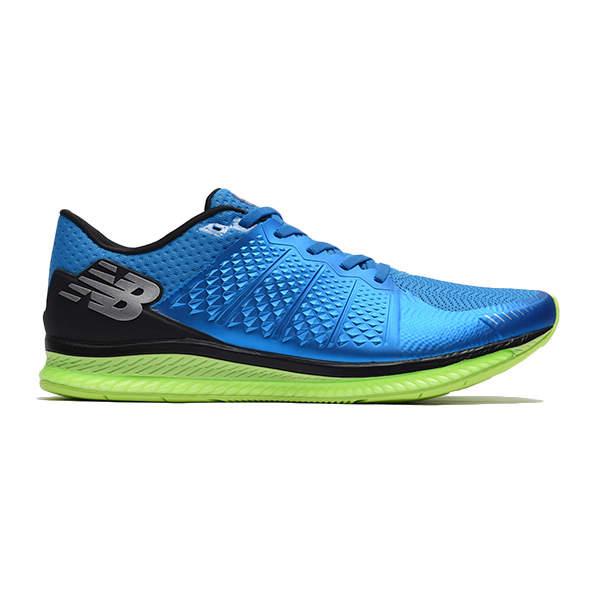 【在庫品】 ニューバランスFUEL CELL M BL ブルー/ライムMFLCLBLランニング ジョギング マラソン レーシング シューズNew Balance 2017AW 送料無料