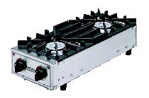 ガステーブル SK-55G スペースガッツ (ガス種:都市ガス) 13A【代引き不可】【ガステーブル】【ガスコンロ】【卓上コンロ】【業務用】