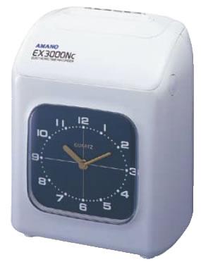 電子タイムレコーダー EX3000NC【代引き不可】【タイムカード打刻機】【業務用】