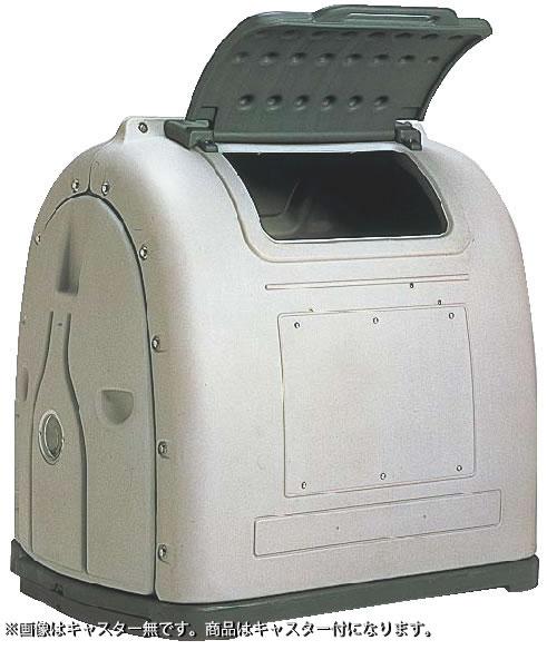 ポイスター 一般ゴミ用 POP-1200SSX 【代引き不可】【ゴミ箱 ジャンボペールボックス】【ダストカート ゴミステーション】【ダストボックス】【ごみ箱】【業務用】