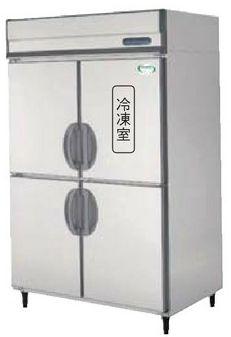 【送料無料】新品!フクシマ  1冷凍3冷蔵庫インバーター(200V)ARD-121PMD