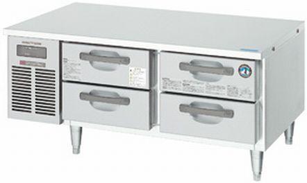 【送料無料】新品!ホシザキ ドロワー冷凍庫(2段) FTL-120DNC[厨房一番]
