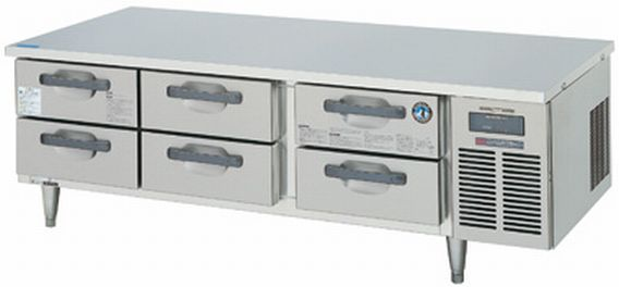 【送料無料】新品!ホシザキ ドロワー冷凍庫(2段) FTL-165DNC-R(右ユニットタイプ)[厨房一番]