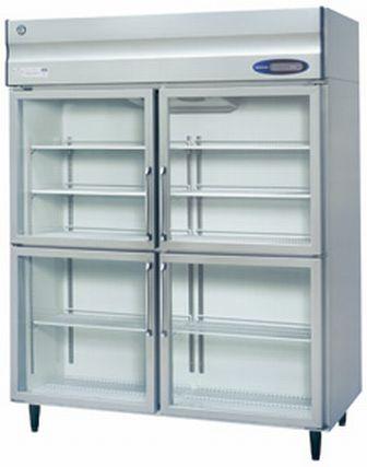 【送料無料】新品!ホシザキ リーチイン冷蔵ショーケース RS-150XT-4G 受 [厨房一番]