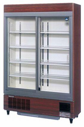 【送料無料】新品!ホシザキ リーチイン冷蔵ショーケース(木目調)RSC-120CT-1B[厨房一番]