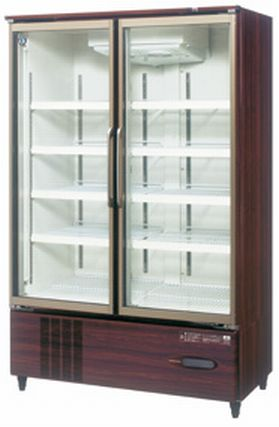 【送料無料】新品!ホシザキ リーチイン冷蔵ショーケース USR-120XT3-1B 受 [厨房一番]