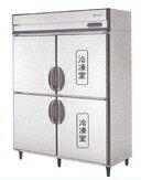 【送料無料】新品!フクシマ 4枚扉インバーター冷凍冷蔵庫 ARD-152PMD(三相)[厨房一番]