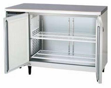 【送料無料】新品!フクシマ コールドテーブル冷凍庫 (2枚扉) YRC-122FE2-F[厨房一番]