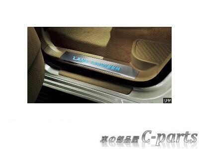 【純正】TOYOTA LAND CRUISER200 トヨタ ランドクルーザー200【URJ202W】  スカッフイルミネーション(リヤ用)【フラクセン】[PZ115-60001-A0]
