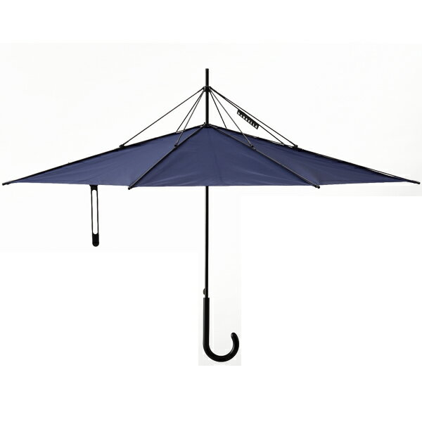 【あす楽】アッシュコンセプト h concept プラスディ +d 傘 Umbrella アンブレラ UnBRELLA ネイビー D-870-NV【送料無料】【asrk_ninki_item】