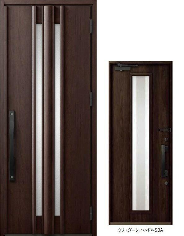 ジエスタ GIESTA G15型 K4仕様 片開きドア W:924mm×H:2,330mm 断熱 玄関 ドア リクシル LIXIL