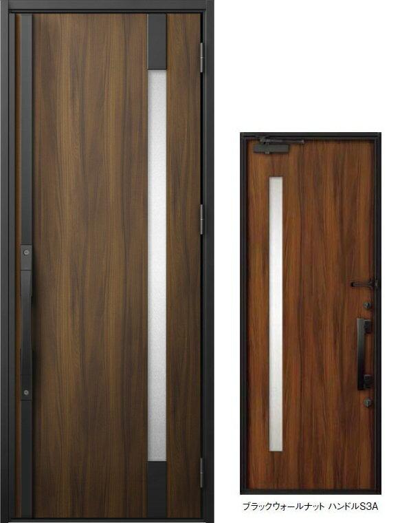ジエスタ GIESTA S16型 K4仕様 片開きドア W:924mm×H:2,330mm 断熱 玄関 ドア リクシル LIXIL