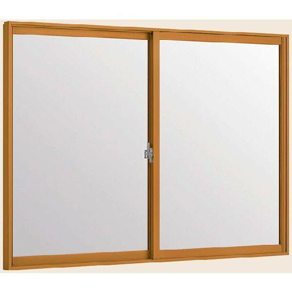 TOPセラー賞 トステムインプラス 引き違窓 2枚建 複層ガラス 和紙調3mm+透明3mm組子付ガラス: 幅550~1000mm×高1001~1400mm リクシル 内窓 TOSTEM LIXIL