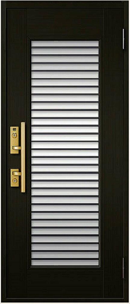 センス抜群 玄関ドア リクシル クリエラR 片開きドア 13型 内付型 特注寸法 W:557~790mm H:1,306~2,006mm