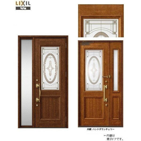 玄関 ドア リクシル プレナスX T33型デザイン 片袖ドア 幅1240mm×高さ2330mm