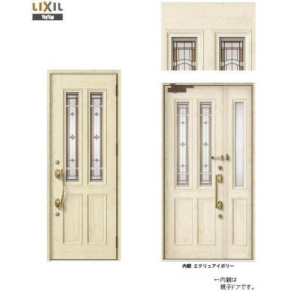玄関 ドア リクシル プレナスX T34型デザイン 片開きドア 幅873mm×高さ2330mm