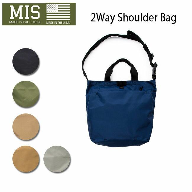 即日発送!【MIS/エムアイエス】 ショルダーバック 2Way Shoulder Bag MIS-P102 お買い得
