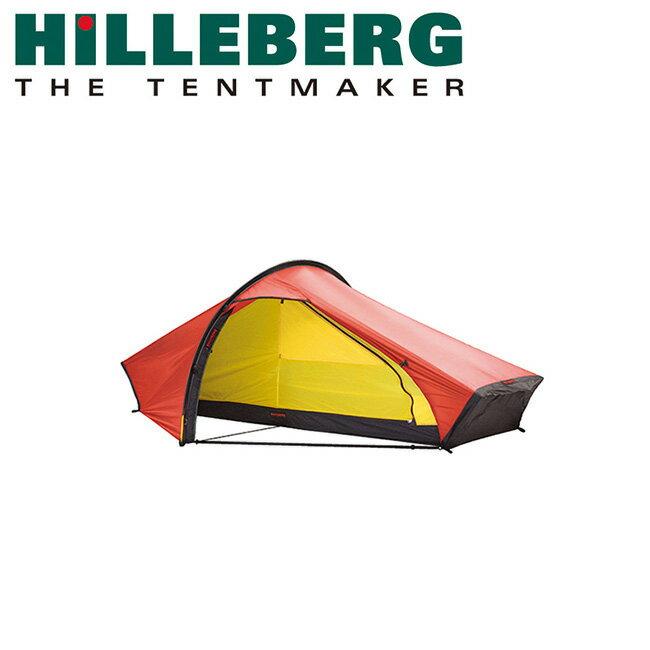 即日発送!【HILLEBERG/ヒルバーグ】 テント ドーム型 アウトドア キャンプ アクト レッド 12770001 【TENTARP】【TENT】 お買い得