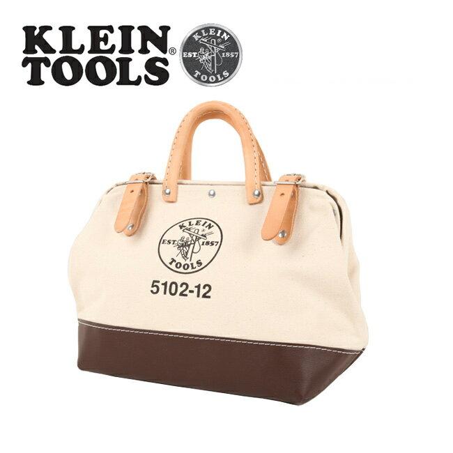即日発送!KLEIN TOOLS クラインツールズ Canvas Tool Bag 5102-12 Natural 【カバン】ツールバック キャンバス お買い得