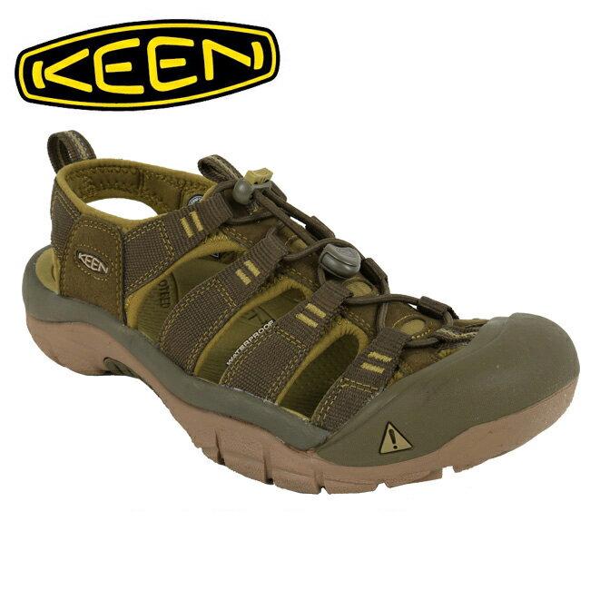 キーン KEEN  サンダル 限定カラー NEWPORT H2 ニューポート H2 Dark Olive/Green Moss 1017343 【靴】メンズ カジュアル アウトドア 海 ウォータースポーツ