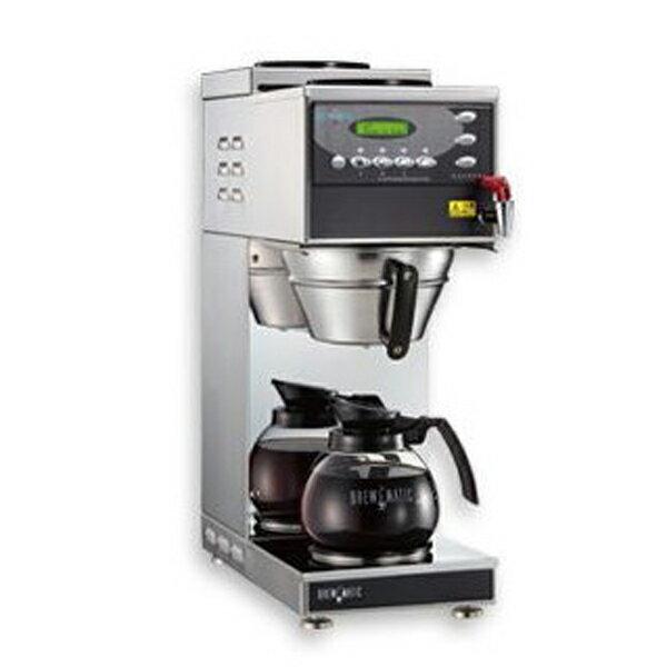 ブルーマティック 水道直結コーヒーマシンC-22 単相200Vパワフルタイプ