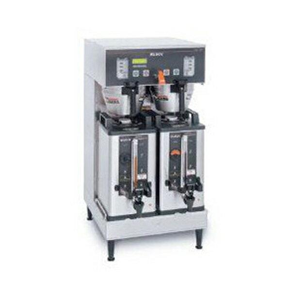 BUNN BrewWISEコンテナコーヒーブルーワー デュアル SH-DBC 水道直結式 単相200V