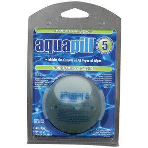 アクアピル5(136ml×12個入り)【業務用 プール除藻剤 エタニ産業】
