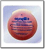 アクアピル2 ジャンボ(450ml×8個入り)【業務用 プール清浄剤 エタニ産業】