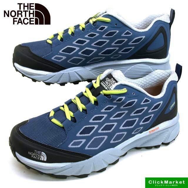 ノースフェース The North Face Endurus Hike GORE-TEX NF01722 BH エンデュラス ハイク ゴアテックス 登山靴 紺 メンズ