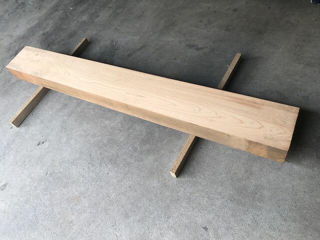 [アウトレット]吉野桧 2m 120×240 プレナー加工 2方無節1方上小節[化粧材]