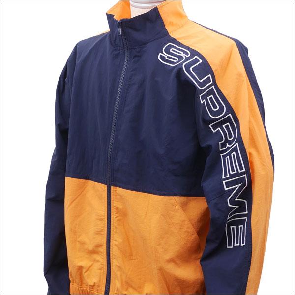 SUPREME(シュプリーム) Split Track Jacket (トラックジャケット) NAVY 225-000308-047+【新品】