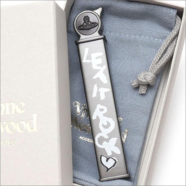 Vivienne Westwood (ヴィヴィアン・ウエストウッド) LET IT ROCK スリムライター GUNMETAL 290-004085-011x【新品】