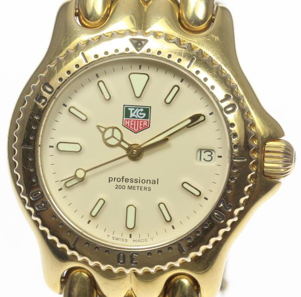 【TAG HEUER】タグホイヤー セルシリーズ S94.013 QZ  ボーイズ腕時計◆【中古】【170810】