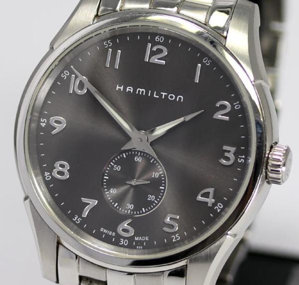 【HAMILTON】ハミルトン ジャズマスター シンライン H384110 SS【17075】【中古】
