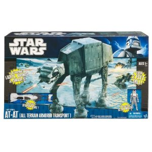 Hasbro スター・ウォーズ ビークル AT-AT/Star Wars Vehicle Imperial AT-AT [All Terrain Armored Transport]【並行輸入】