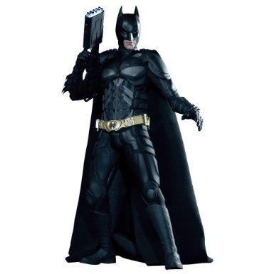 【ムービー・マスターピース DX】 『ダークナイト ライジング』 1/6スケールフィギュア バットマン (2次出荷分) ホットトイズ