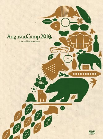Augusta Camp 2010~Live and Documentary~(初回生産限定盤) [DVD] 新品