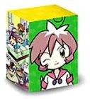 ボンバーマンジェッターズ DVD BOX 2 バーニングファイヤー BOX 金田朋子 新品