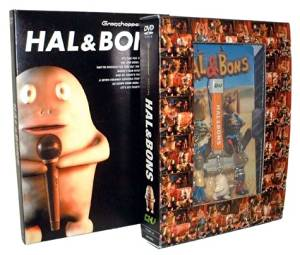 HAL & BONS [DVD] 武仲貞宗 新品 マルチレンズクリーナー付き